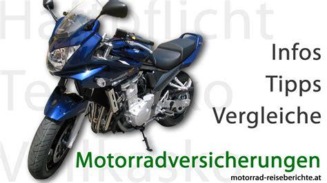 Versicherungsvergleich Motorrad Online by Motorradversicherung Wie Man Versicherungen Online