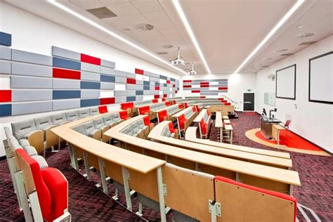 educational interior design riveria global