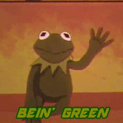 rubber st gif being green sesame gif find on giphy