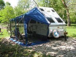 aliner awning 2012 aliner ranger cer travel trailer
