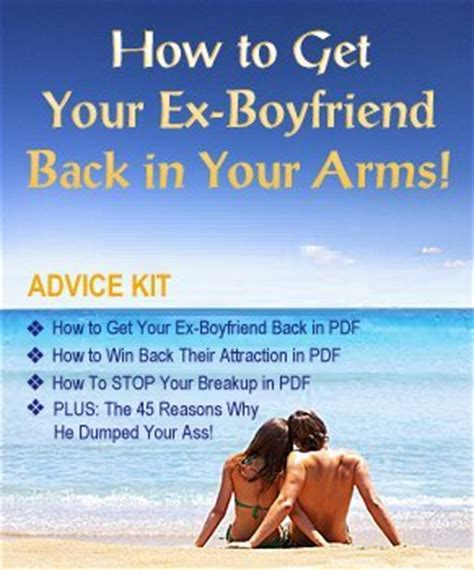 get your ex back how to get your ex back books tips on winning him back