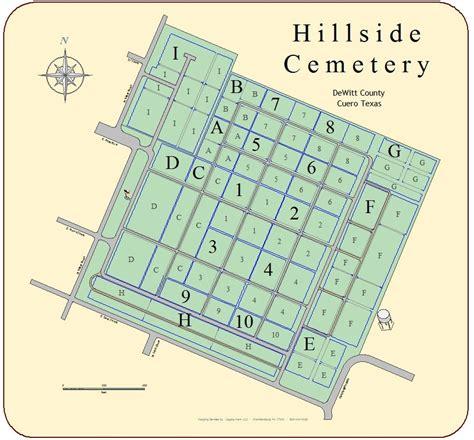 where is cuero texas on a texas map hillside cemetery cuero texas burial records