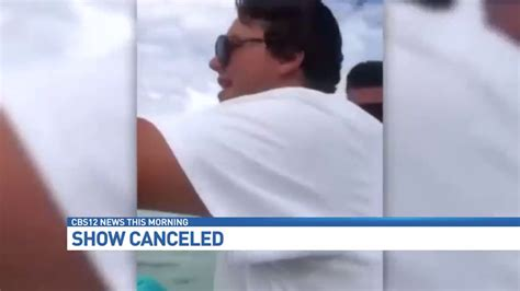 shark dragged behind boat siesta key mtv show under fire because of shark abuse connection wkrc