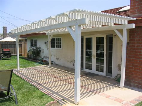 How To Build A Wooden Patio Cover