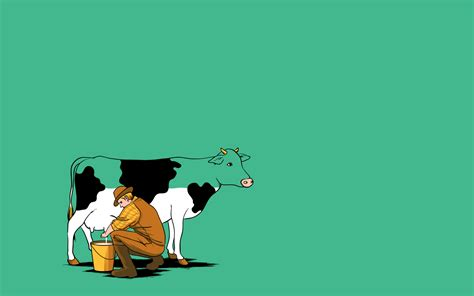 animation background layout from student to professional cute cow wallpapers wallpaper cave