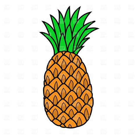 clipart pineapple pineapple free clipart