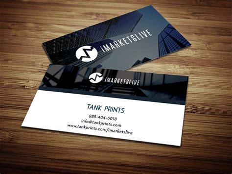 39 99 1000 biz cards imarketslive business cards tank prints