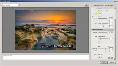 lightroom tutorial watermark adobe lightroom watermark signature video tutorial youtube
