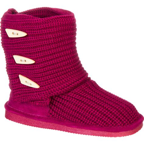 knit boots bearpaw knit boot s backcountry