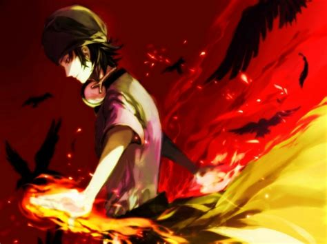Anime Vire Boy by Yata Anime Background Wallpapers On Desktop
