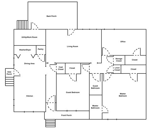 minecraft house floor plan minecraft house floor plans