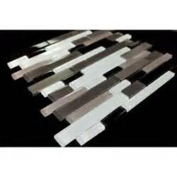 white glass tile kitchen backsplash ideas white kitchen