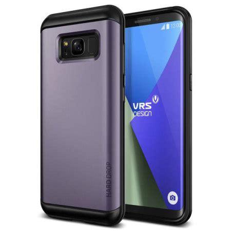 Vrs Design Verus Galaxy S8 Bumper Series Blue Promo vrs design thor series samsung galaxy s8 orchid grey