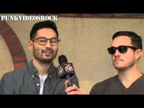 thrice interview thrice interview w robert herrera youtube