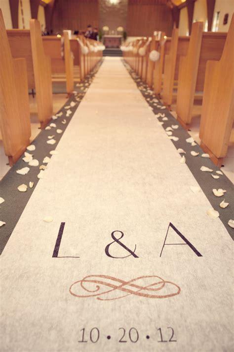 wedding ivory aisle runner custom wedding aisle runner ivory by customaisle on etsy