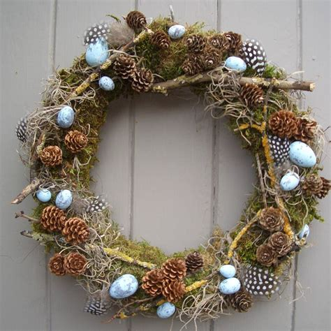 easter wreath amazing easter wreaths for spring interiors lifestylelinked com