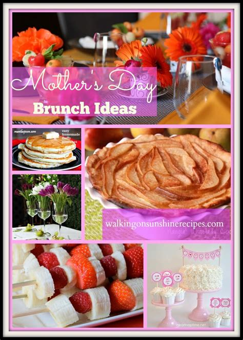 Brunch Ideas For S Day Holidays S Day Brunch And Decorating Ideas