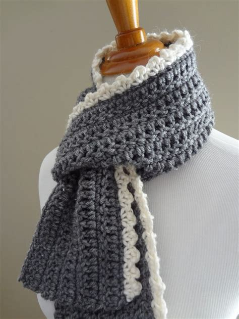 best 25 free crochet scarf patterns ideas on