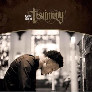 testimony august alsina album wikipedia