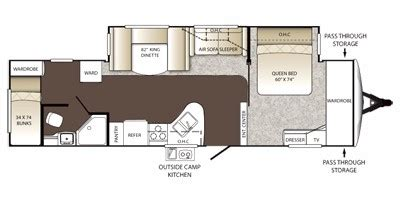 outback cers floor plans outback cers floor plans outback cers floor plans 2012