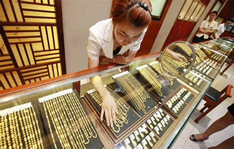 demand brings new luster to yellow metal