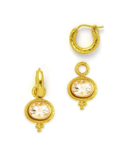 Whizliz Radcliffe Gold Pendant 18k elizabeth locke earrings wallpaper