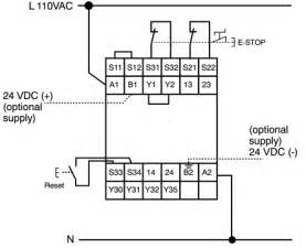 safety relay wiring diagram get free image about wiring diagram