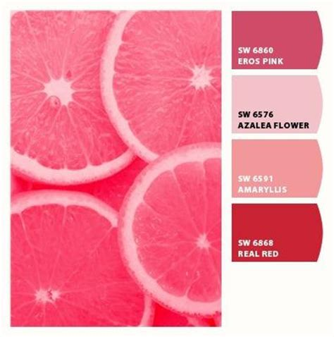 grapefruit color color snapshot pink grapefruit is hgtv color of the month