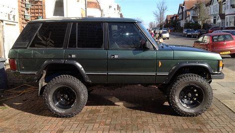 land rover classic lifted i need to get my windows tinted kind of like the flares