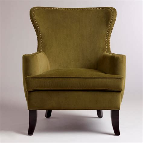 contemporary wing chairs caper elliott wingback chair contemporary armchairs