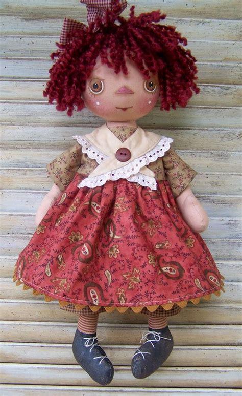 doll keepsakes dolly daydream pretty cloth doll pattern