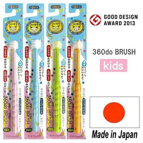 360do Brush 360do brush for sikat gigi anak anak