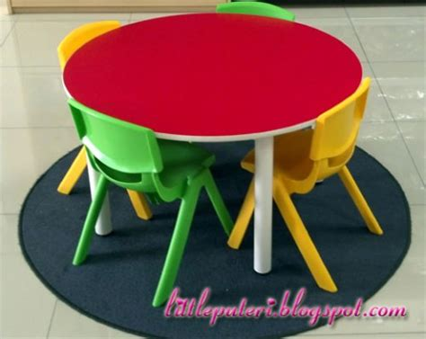 Meja Belajar Kanak Kanak set meja kerusi kanak kanak murah tahan p30801 home
