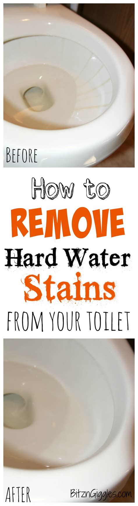 Easiest Way To Clean Bathtub How To Remove Hard Water Stains From Your Toilet