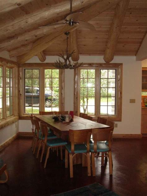 log home interior trim ideas 160 best images about interiors of log homes from town