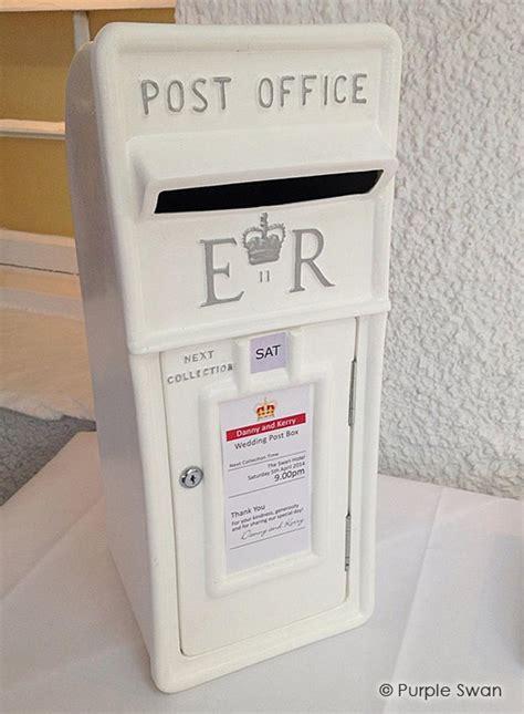 Wedding Post Box by Wedding Post Box Hire Cumbria Lake District Lancashire