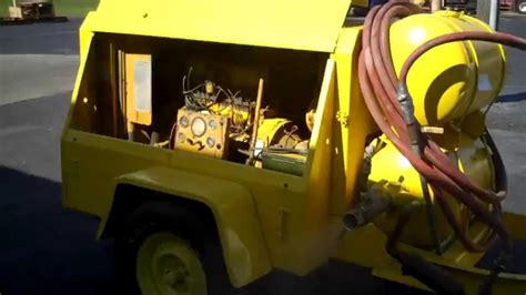 ingersoll rand air compressor tag  youtube