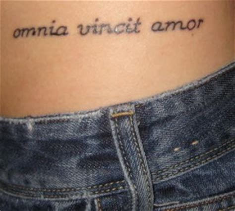latin tattoos and meanings quotes and meanings quotesgram