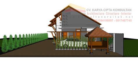 desain rumah praktek dokter gambar sketchup desain rumah praktek bidan dan dokter