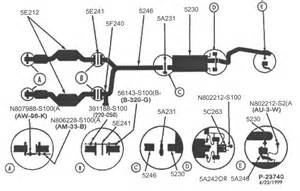 Exhaust System Components Pdf 2002 Ford Explorer Exhaust System Auto Parts Diagrams