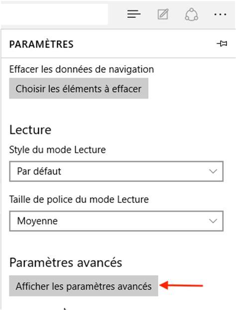 Changer le moteur de recherche Bing dans Microsoft Edge