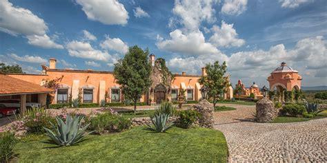 imagenes de jardines en haciendas hacienda san jos 233 lavista