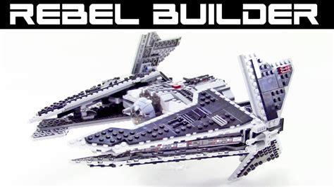 Lego 9500 Wars Sith Fury Class Interceptor lego wars sith fury class interceptor review set 9500