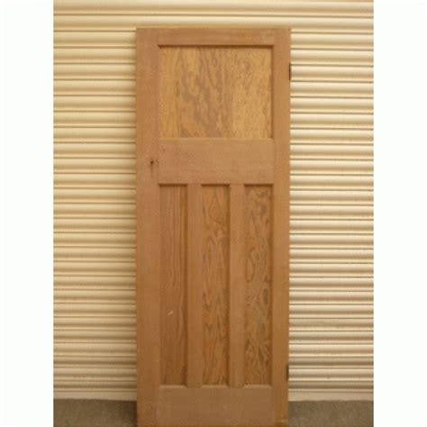 1930 Interior Doors Interior 1930s Original Stripped Pine Door Up To 30 X 77 1