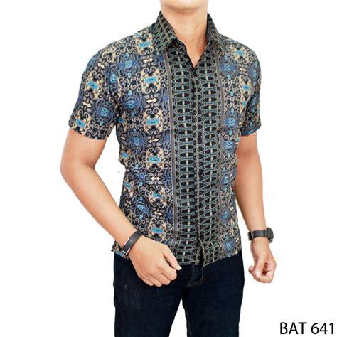 Kemeja Anak Katun Lengan Pendek Emerge Baju Anak Import 3th jual model baju batik pria lengan pendek katun kombinasi