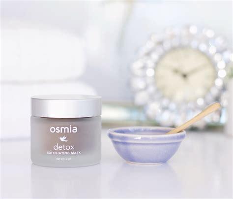 Organic Detox Mask by Osmia Organics Detox Exfoliating Mask Organic Bunny
