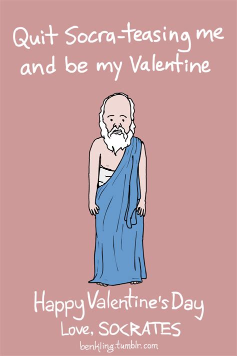Philosophy Valentines Day Up by Ben Kling Here S The Lot Of This Year S Portrait