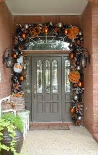 Cool Halloween Door Decoration Ideas 40 Cool Halloween Front Door Decor Ideas Interior