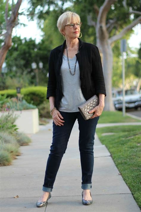 jean outfits for women in their 60s casual outfits for women over 50 how i wear my casual