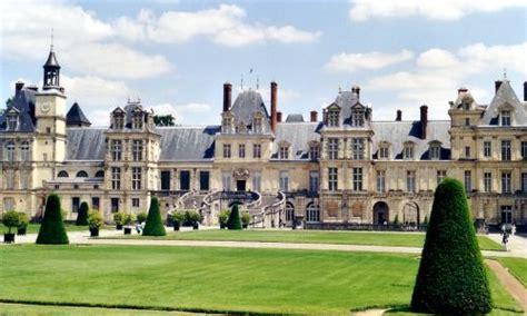 Balmoral Castle Floor Plan chateau de fontainebleau the secret paris blog